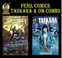 Picture of FENIL COMICS TASKARA AND OM COMBO