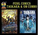Picture of FENIL COMICS TASKARA AND OM COMBO