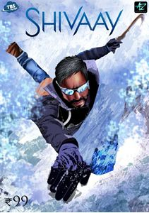 Picture of Shivaay - Graphic Novel