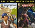 Picture of 2 IN 1 COMBO MARCH, 2018 SET