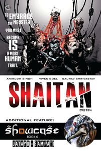 Picture of Shaitaan Issue 3