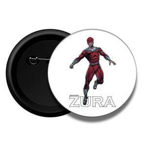 Picture of TB 04 - ZURA (TIN BADGE)