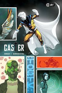 Picture of Caster Issue 01