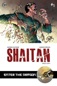 Picture of Shaitaan : Enter The Dragon Issue 1