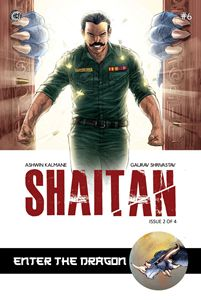 Picture of Shaitaan : Enter The Dragon Issue 2
