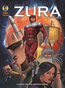 Picture of ZURA - COVER A (HARD COVER - INTERNATINONAL EDITION)