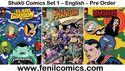 Picture of Shakti Comics Set 1 – English – Pre Order